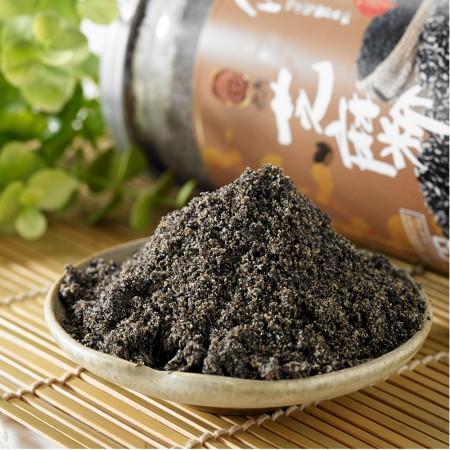 100%純黑芝麻粉