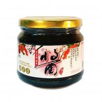 黑芝麻紅藜麥醬