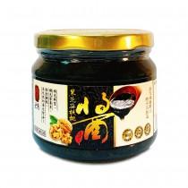 黑芝麻核桃醬