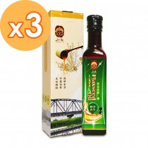 加拿大進口黃金亞麻仁油(3入組)