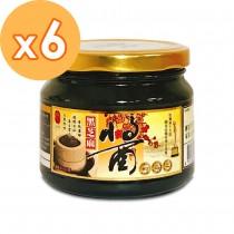 100%純黑芝麻醬(6入組)