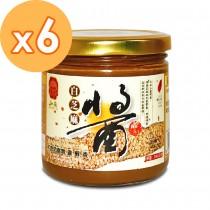 100%純白芝麻醬(6入組)